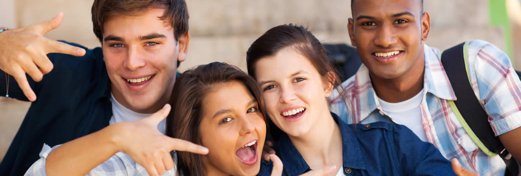 Providing coaching services to parents of teenagers.
